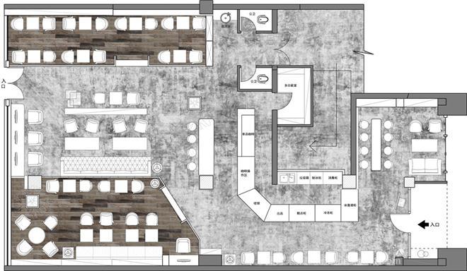 四川农村新农村一百平方设计图展示