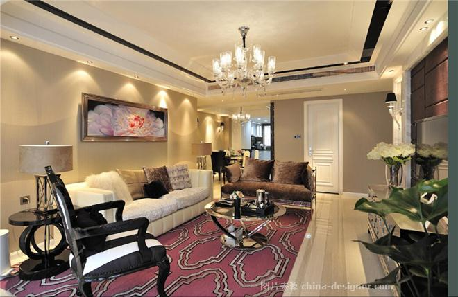 鹏飞的设计师家园-现代欧式,独栋别墅,卧室,儿童房,厨房,客厅,新中式