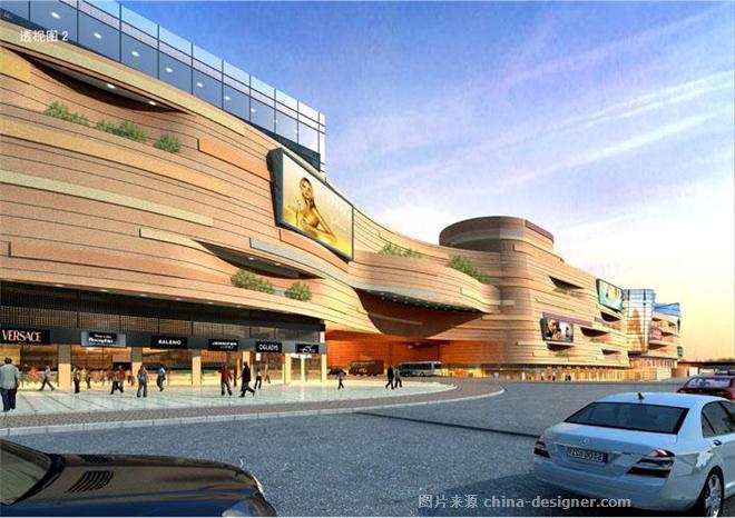 福建莆田文献广场建筑设计方案施工图设计-北京中外建筑设计有限公司