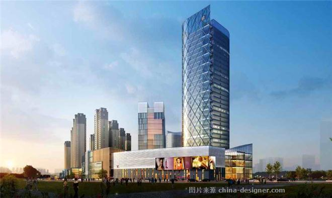 设计师家园-购物中心/商业综合体,新中式, 建筑方案设计施工图设计