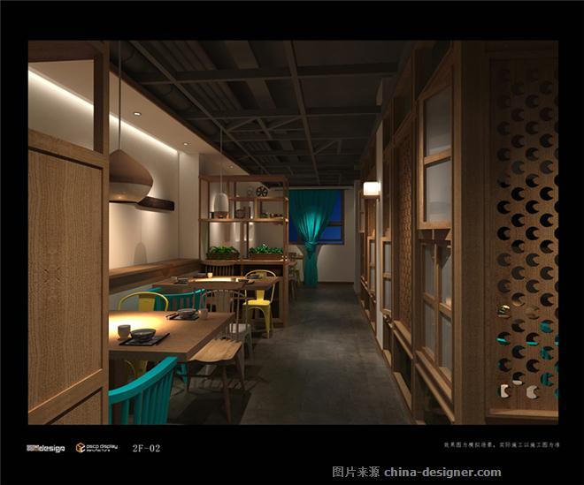 青岛左右主题餐厅设计-杭州品尚文化艺术策划有限