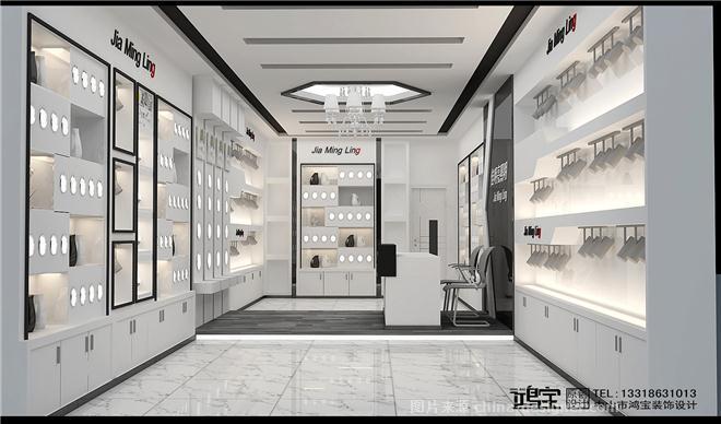 灯饰店面,LED展厅 邓能达的设计师家园 灯饰展厅设计LED商业照明图片