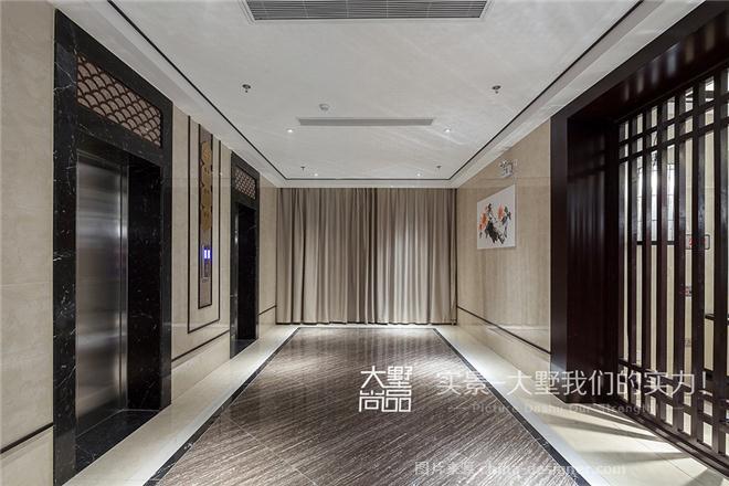 3800㎡新中式酒店『山湖月色』-由伟壮的设计师家园图片