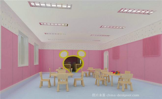 童趣空间·阿拉奇尹树威幼佳幼儿园设计-武汉阿拉奇国际设计顾问的