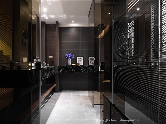 竹风低吟-林宇崴的设计师家园-联排,现代简约,简约大气