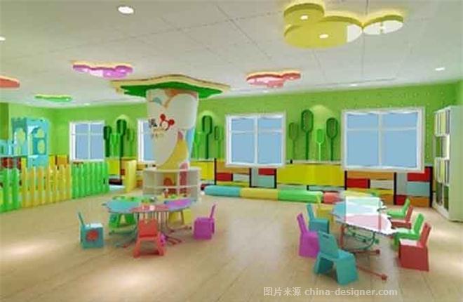 公司的设计师家园-幼儿园