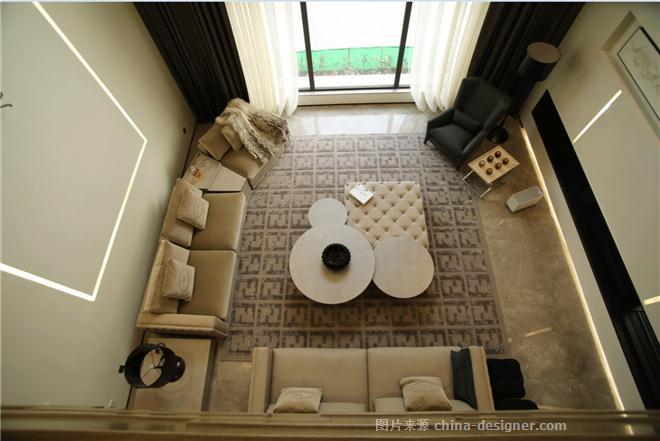 天津别墅-恩里克·塔然塔的设计师家园-独栋,现代简约,闲静轻松,奢华