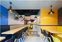 设计师家园-西安美食广场设计-饥饿12点主题餐厅