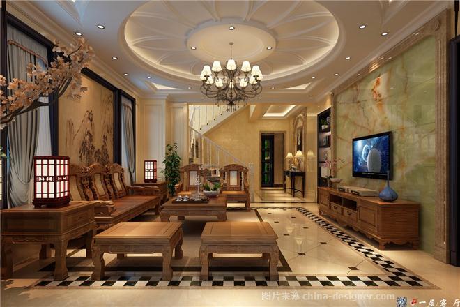 珠江壹千栋别墅-王亮的设计师家园-独栋,欧式,沉稳庄重,奢华高贵,黑色