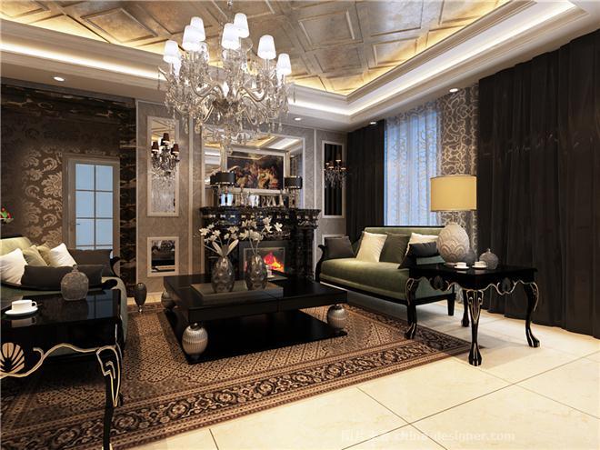 【易堂国际】欧式风格-易堂(天津)装饰设计有限公司的