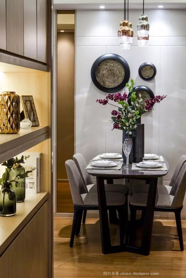 周浦明天華城樣板間-孫蕊的設計師家園-住宅樣板間,現代簡約,簡約大氣,黃色