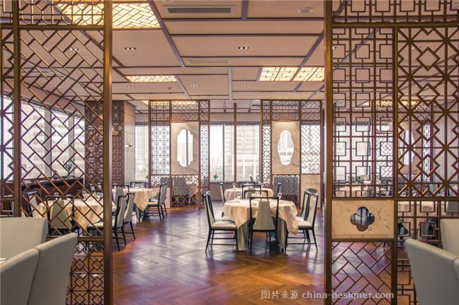 餐厅-苏州工业园区集优室内营造有限公司的设计师家园-中餐厅,新中式图片