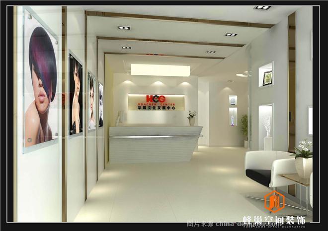 发型设计培训机构-青岛蜂巢空间装饰设计工程有限