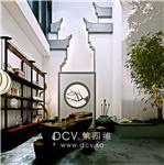 设计师家园-越中式越奢华西安别墅设计-大华公园世家