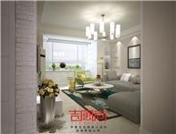 设计师家园-银川新医院小区135平家装设计