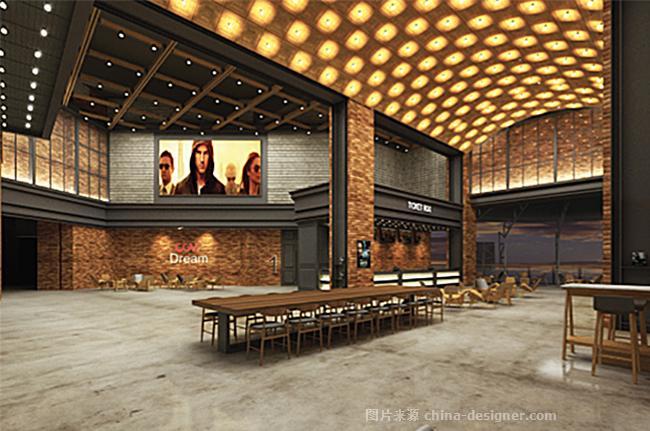 新古典主义,z+design 中天鸿业 设计公司 影院设计图片