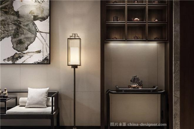 吴开城的设计师家园-茶馆,健身会所,瑜伽/养生会所,休闲会所,新中式