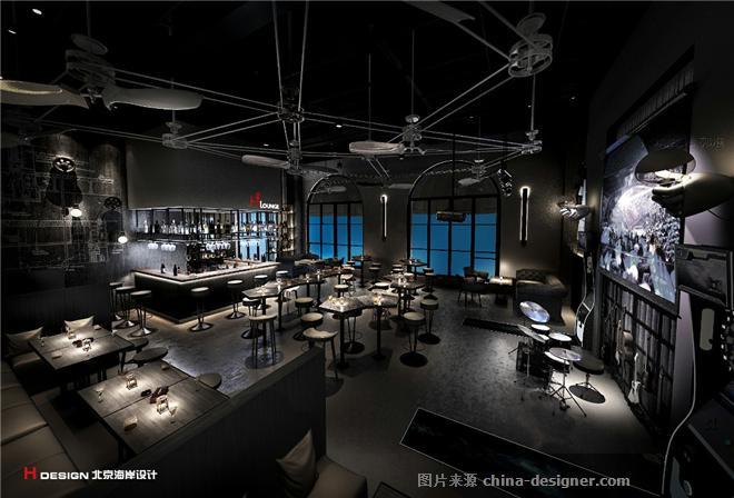 山东红树林度假世界h·lounge酒吧-郭准的设计师家园-中餐厅,现代简约