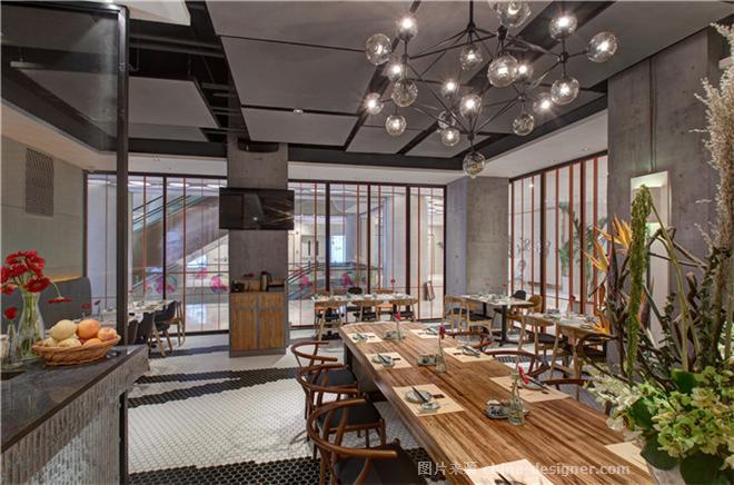 青岛萝喜创意料理店-丁松飞的设计师家园-其他 ,日本料理,其他风格