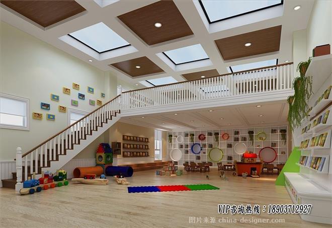 济源实验幼儿园教室设计-河南省郑州市凡舍建筑装饰设计有限公司的