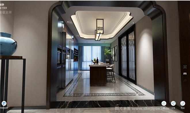 檀香湾新中式-巢静的设计师家园:::-中国建筑与室内师