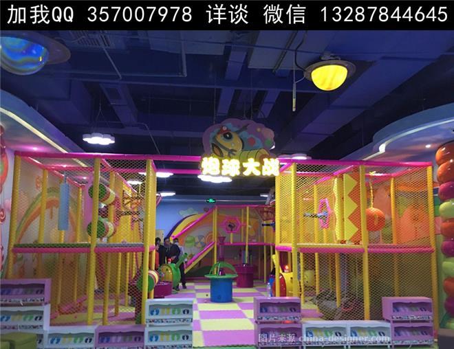 儿童乐园设计案例效果 室内设计师93的设计师家园 室内设计师93