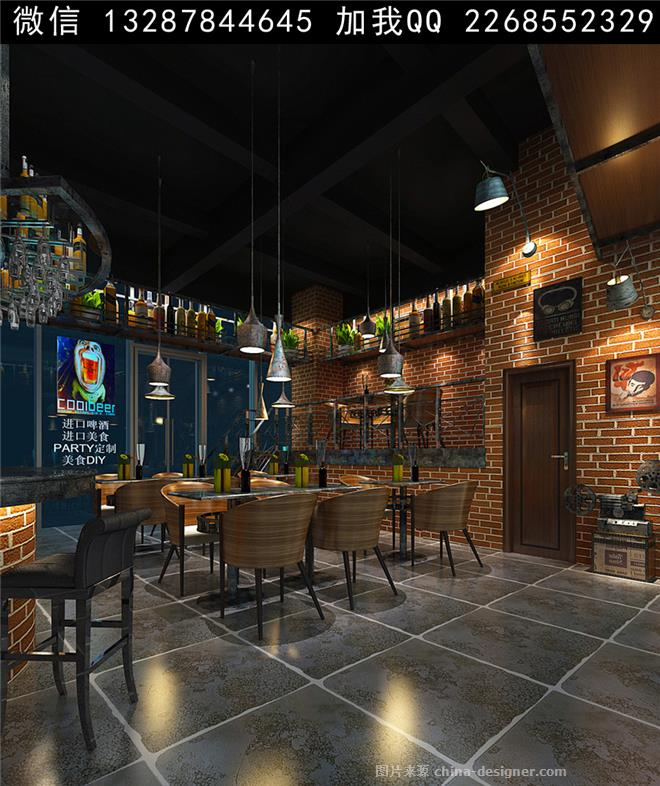 清真菜馆,小吃店,西餐厅,欧式,静吧 餐吧 酒吧餐厅 工业风酒吧 小酒吧