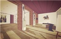 设计师家园-同事的工作室改造