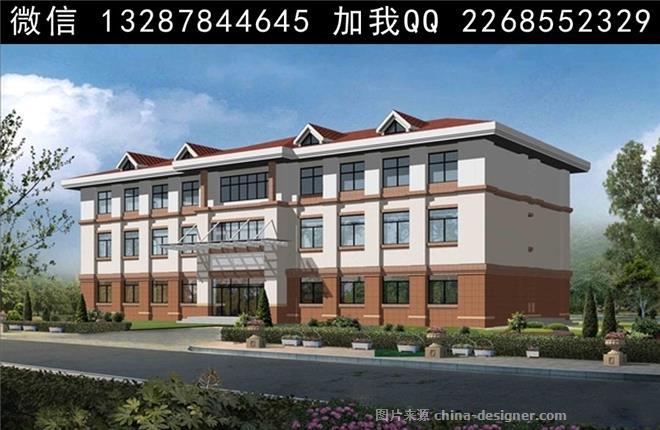 厂区办公楼 公司大楼 商业楼 三层办公楼 四层办公楼 欧式办公楼
