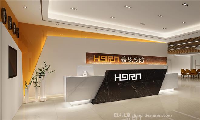 瑞鑫建筑装饰设计工程(深圳)有限公司的设计师家园-办公区,现代简约