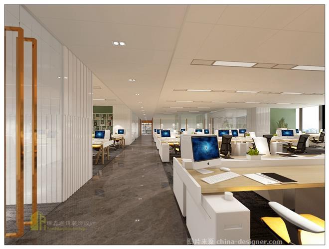 建筑装饰设计工程(深圳)有限公司的设计师家园-服务大厅,办公区,公共