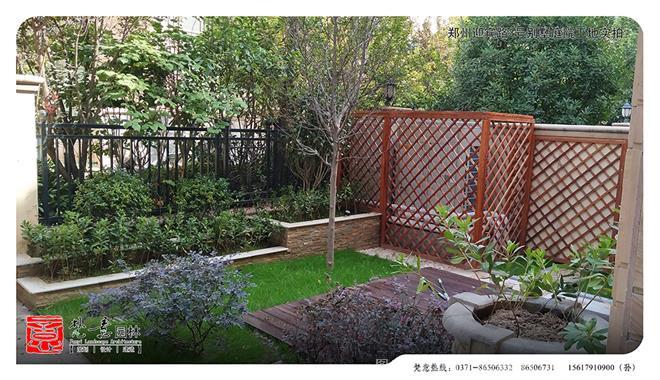 日本庭院景致设计_郑州庭院设计公司_家庭庭院门楼设计