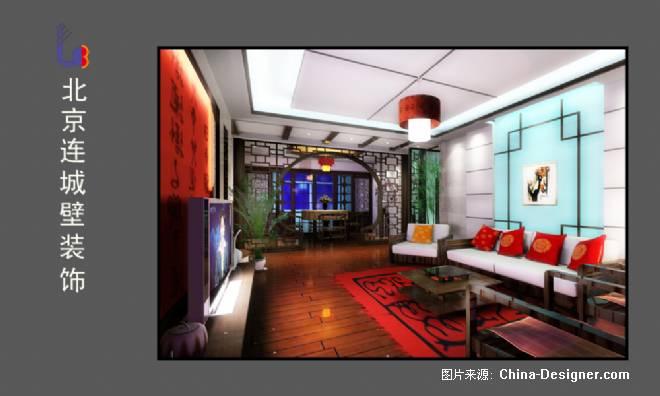 3-严晋的设计师家园-中式