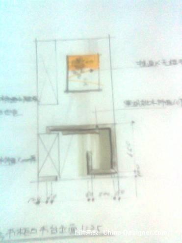 马克笔手绘效果图002-6-杜鑫的设计师家园-中式