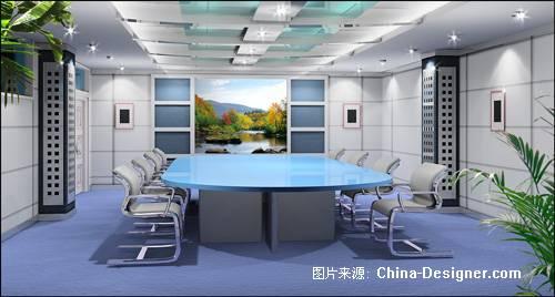 教师进修学校会议室-刘佳睿的设计师家园-现代图片