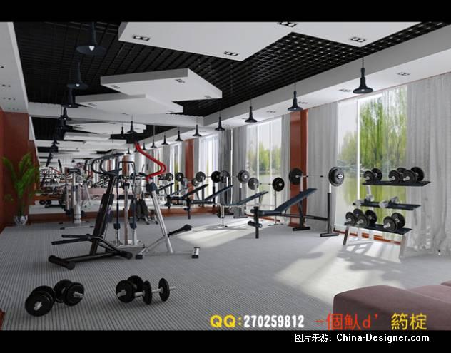 健身房2-武鹏的设计师家园-欧式图片