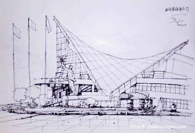 星海音乐厅-杨睿的设计师家园-沉稳
