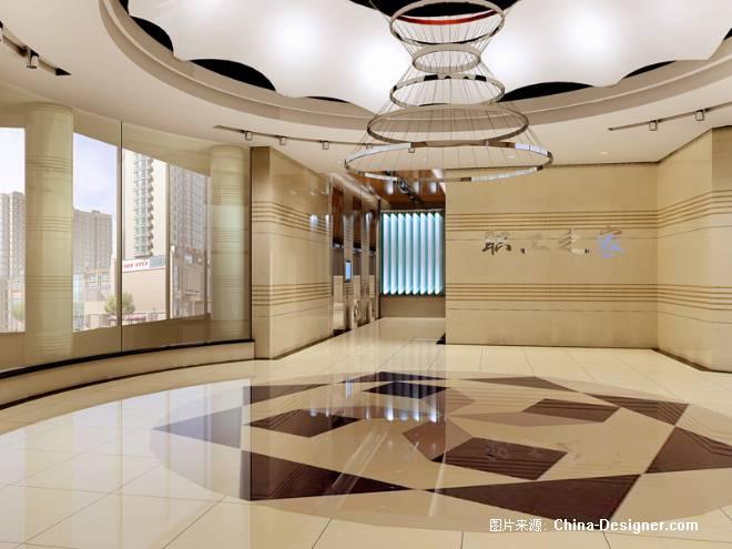 电梯前室-明星的设计师家园-现代
