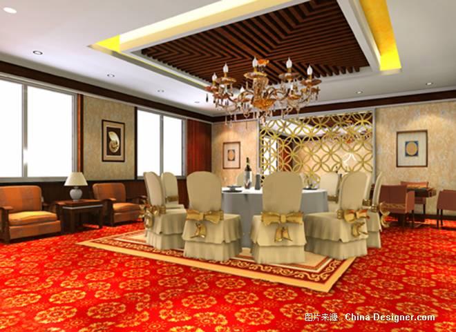 现代豪华包间02hh-李鸿德的设计师家园-藏式风格图片