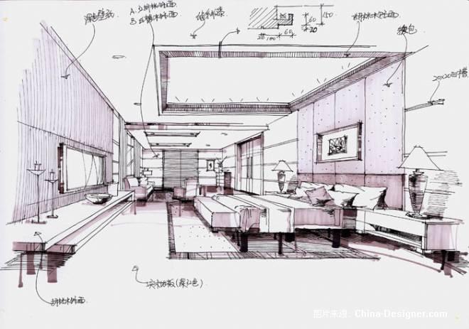 主卧室-2-方丽娟的设计师家园-奢华,现代