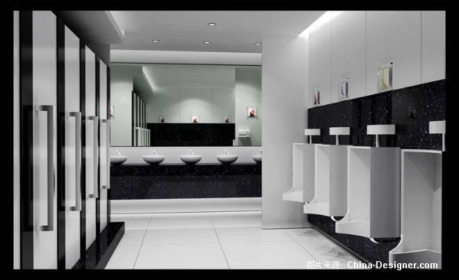 公共厕所-梅佳翔的设计师家园-现代图片
