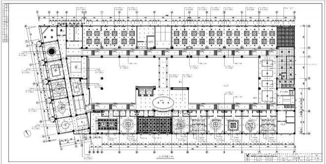 《3f天花平面图》-设计师:林岳勤.设计师家园-林岳勤