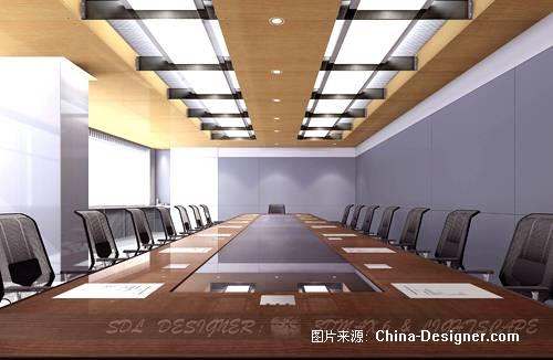 《小会议室》-设计师:尹木空间设计工作室