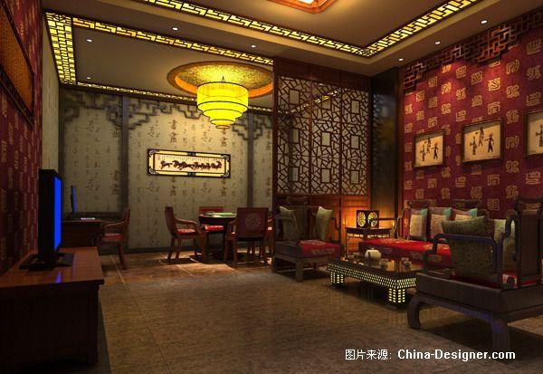 湖南湘西ktv茶座包厢1-覃雨清的设计师家园-中式,欧式,奢华图片