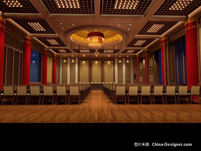 多功能厅-王子涵的设计师家园-中式图片