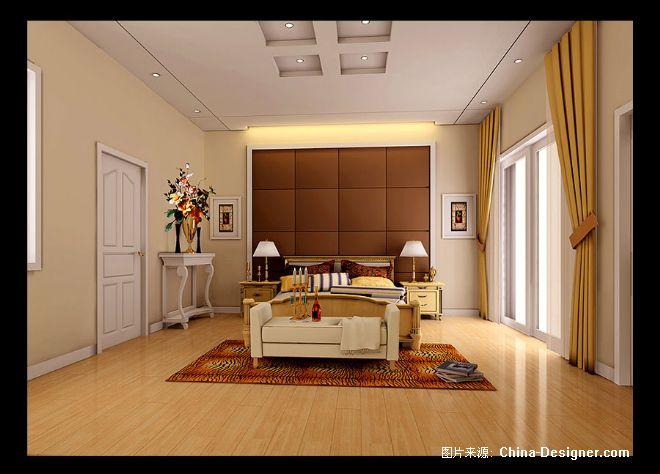 主卧室-陈必高的设计师家园-现代