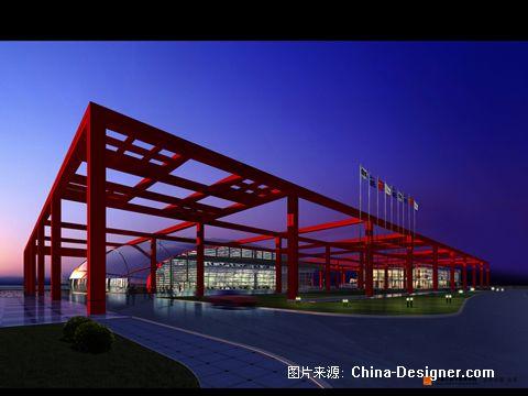 飞机场-张莎的设计师家园-现代