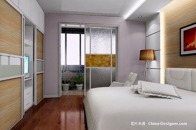 主卧室0-王书艳的设计师家园-卧室,现代