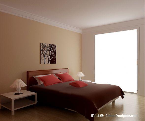 主卧室1-黄荣的设计师家园-现代