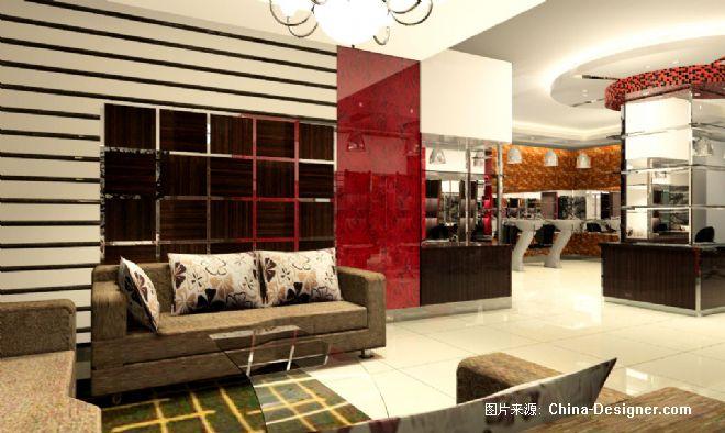 休息区-李静的设计师家园-现代